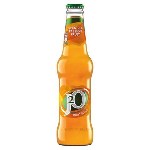 J2O Orange Passion Fruit