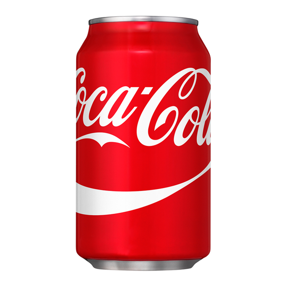 coca cola classic can